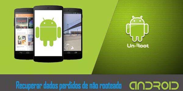 Como recuperar dados perdidos do não rooteado telefone Android (sem raiz)