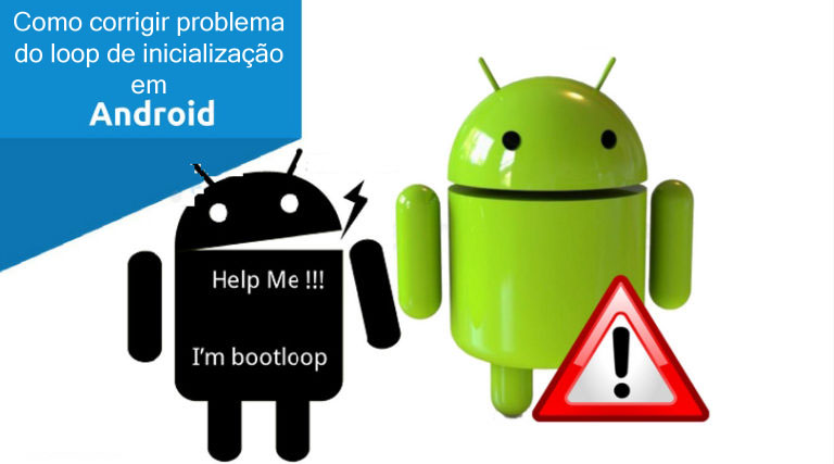 Corrigir Boot Loop Issue no Android