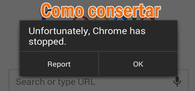 11 Soluções para corrigir Chrome Mantém parando no Android