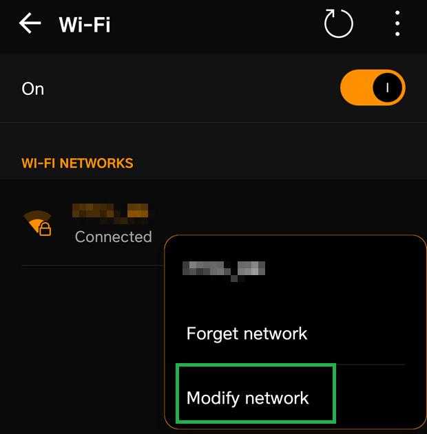 Wi-Fi conectado mas nenhuma Internet no Android