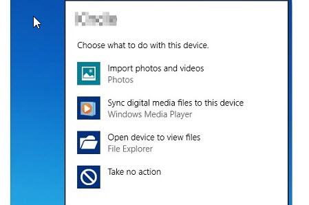 desbloquear o dispositivo Android com tela morta