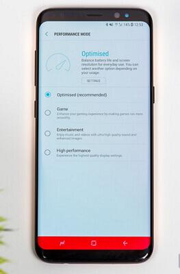 consertar tela roxa da Samsung