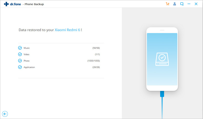 Android Dados cópia de segurança & restaurar