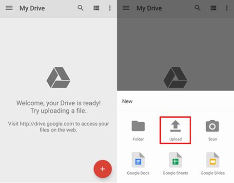 Use o Google Drive para fazer cópia de segurança e restaurar Samsung Galaxy S2