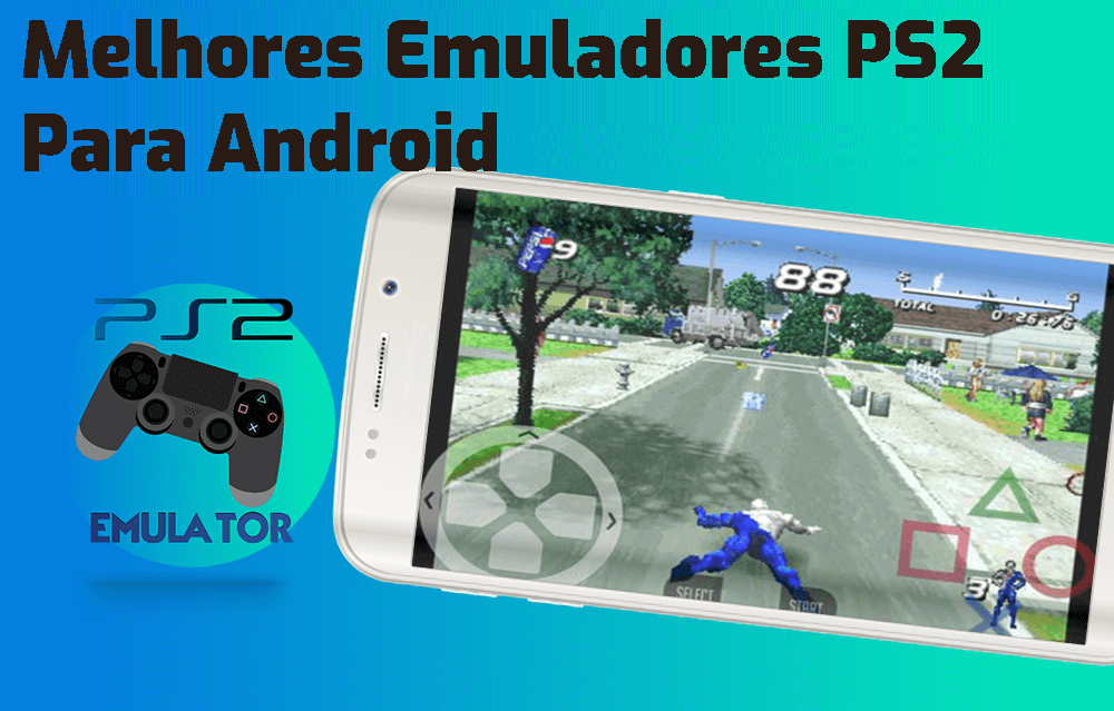 melhores emuladores PS2 para Android