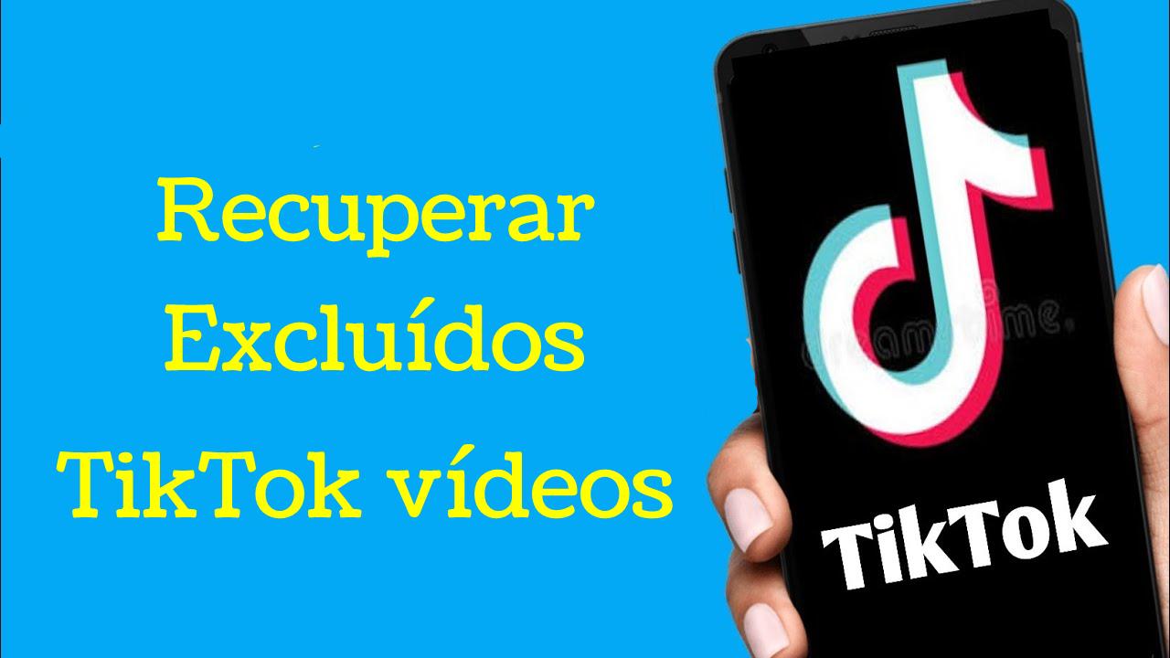 [3 Melhores truques] Como Recuperar vídeos TikTok excluídos no Android?