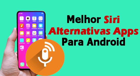 Alternativas Siri para Android
