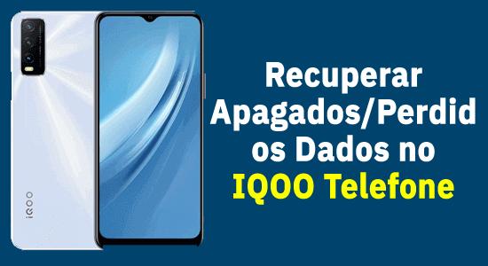 iQOO Telefone Dados Recuperação